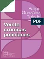 Veinte Cronicas Policiacas