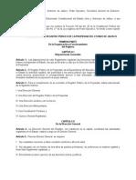 Reglamento Del Registro Público de La Propiedad
