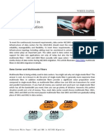 Fiberstore-white Paper-OM3 and OM4 in 40/100G Migration