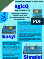 ChamSys MagicQ Consoles