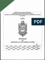 Ingenieria de Telecomunicaciones 2010