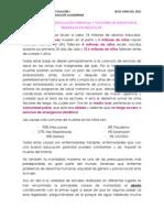 Artículos Sobre Educación Perinatal y Factores de Riesgo en El Embarazo en México Df