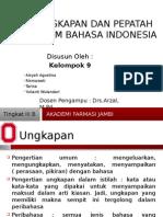 Ungkapan Dan Pepatah Dalam Bahasa Indonesia