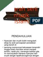 SENI MUZIK ISLAM