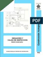 Desagües y Cajas de Inspección
