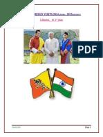 Modi Foreign Visits 2014 -primeminister