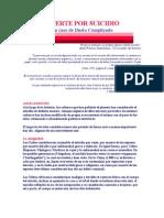 MUERTE POR SUICIDIO- Funvivirplus- Congreso Duelos y Apegos.