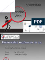 Arquitectura de Servicios Web.ppt