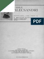 Vasile Alescandri povestirea unei veți - G. Bogdan Duică.pdf