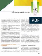 Gartner, Leslie P. - Texto Atlas de Histologia, 2da Edición [15 Sistema Respiratorio]