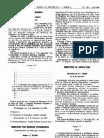Gorduras e Óleos Alimentares - Legislacao Portuguesa - 1994/09 - DL nº 240 - QUALI.PT