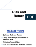Risk and Return XL