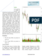 Technical Weekly Report of Cnx Nifty From 26 Oct to 30 Oct