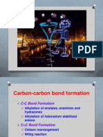 Carbon-carbon Bond Formation