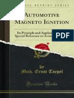Automotive Magneto Ignition 1000136891