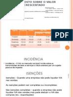 Presentation Estudos Das Contas IVA