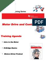 Analog Smart Motor Drive Application