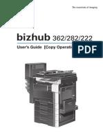 Bizhub 362 282 222 Ug Copy Operations en 1 1 0 FE1