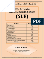 Ahmed SLE Mcq-P1
