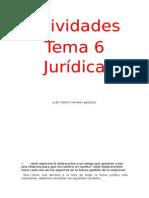 Actividades Tema 6 Juan Carlos Morales
