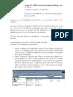 INDEP Ejercicios Windows Tema 1