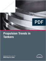 MAQN Propulsion Trends in Tankers