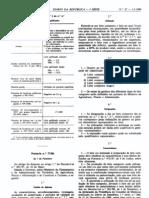 Lacticínios - Legislacao Portuguesa - 1990/02 - Port nº 77 - QUALI.PT
