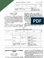 Lacticínios - Legislacao Portuguesa - 1993/02 - Port nº 220 - QUALI.PT