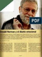 Entrevista Donald Norman