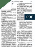 Lacticínios - Legislacao Portuguesa - 1993/05 - Port nº 533 - QUALI.PT