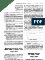 Lacticínios - Legislacao Portuguesa - 1995/08 - Port nº 1068 - QUALI.PT