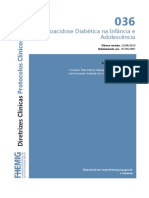 036 Cetoacidose Diabetica Na Infancia e Adolescencia 07082014