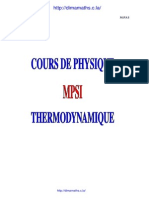 Thermo Dy Nami Que Mps i