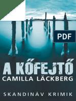 Camilla Lackberg - A Kőfejtő
