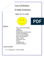 Year 7 English Revision Booklet - ABX1 JK MAY 2011 | William