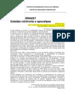 Artigo sobre a reforma gráfica do Estadão