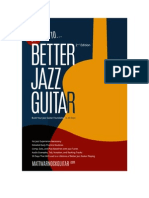 30 Days to Better Jazz Guitar Chapter 8