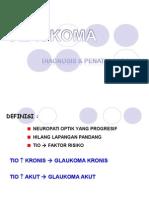Glaukoma - FD