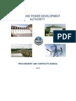 Procurement Manual of Wapda