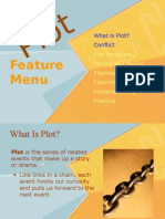 P L O T PowerPoint