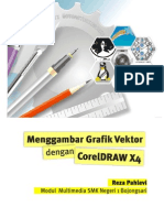 1. eBook Coreldraw x4 Reza Pahlevi