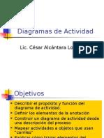 Diagramas de Actividad UML