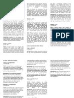 Case Digest- 2nd Exam Coverage