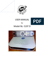 Dvb -Nl5101d Set Top Box