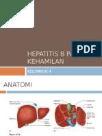 HEPATITIS B PADA KEHAMILAN PPT.ppt