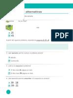 Guía matemáticas 02 adición y sustracción primero básico