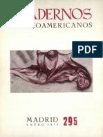 Cuadernos Hispanoamericanos -Revista Mensual de Cultura Hispánica