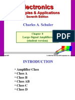 Power Amplifiers 4