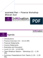 Finance Workshop Final