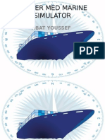 Tanger Med Marine Simulator